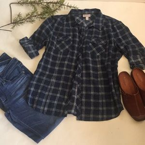 🆕Cb established 1962 (dress barn) button shirt
